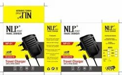1 Black NLP Pro Double IC M-600 Charger (6 Month Warranty)