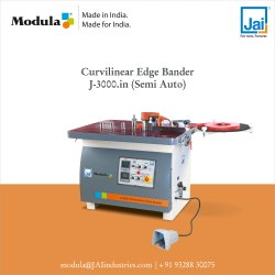 Curvilinear Edge Banding Machine