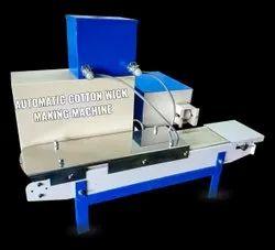 Fully Automatic Long Cotton Wicks Machine