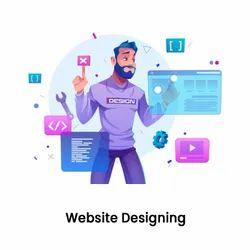 Freelance Web Designer, With Online Support
