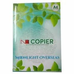 Natural White NR A4 SIZE COPIER PAPER, Roughness: 70 Gsm, Packaging Type: Packet