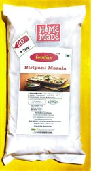 Foodiee Biryani Masala, Packaging Size: Packets