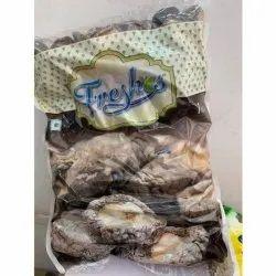 Freshos A Grade Shitake Black Mushrooms, 1 KG, PP Bag