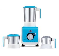Ultra Bright Turquoise 750 Watt Mixer Grinder, For Wet Grinding