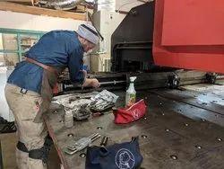 Mild Steel Ball Screw Repair Service, in Local, Offline