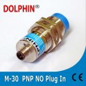 M30 Plug In Inductive Proximity Sensor Connector Type PNP NO make - Dolphin