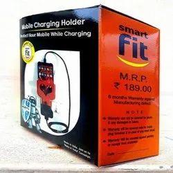 Mobile protector Smart fit mobile-charging holder, For Indoor