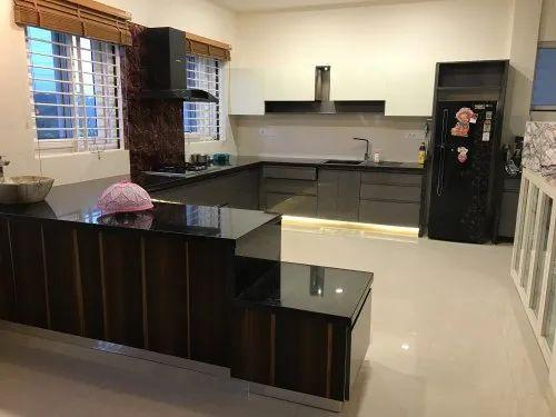 Home Modern Modular Kitchen