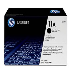 11A HP Laserjet Toner Cartridge