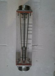 Acrylic Rotameter Thread End