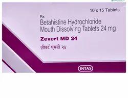 Zevert MD Betahistine Tablets