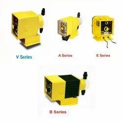 Milton Roy Dosing Pump A, V , B, D , E Series