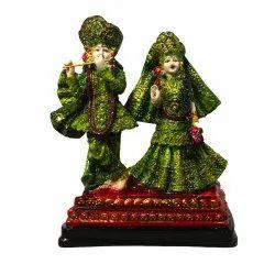 Beautiful Lord Radha Krishna Statue
