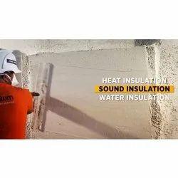 Insulating Waterproofing Plaster Service
