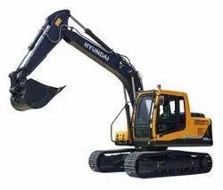 现代R140LC-9工程挖掘机,型号/编号:Robex 140lc-9