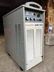 MIG Welding Machine, Current: 0-200 A, Capacity: 1000,1200 A