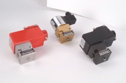 3 way Direct Acting Universal Solenoid Valve
