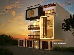 Concrete Frame Structures Residential Projects Building Construction