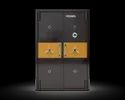 Fire And Burglary Resistant Safes