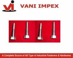 VI Hex Turning Bolt, Depend On Size, Size: M 10 To M 16