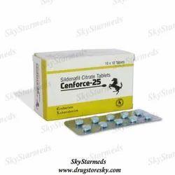 Cenforce 25 Mg Tablet