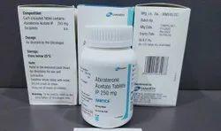 Samtica Abiraterone 250 Mg Tablets