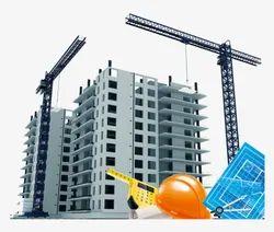 Company Residential Area Civil Construction Service