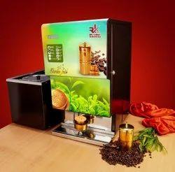 Fresh Milk Tea Vending Machines