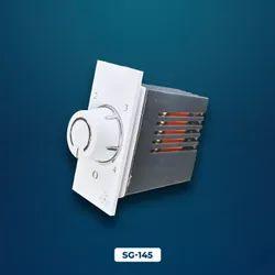 Modular White 4 Step Fan Regulator