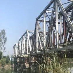 Super Structure Railway Bridge Construction Service