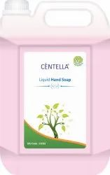 CENTELLA For Hand Wash Liquid Soaps, Packaging Type: Plastic, Packaging Size: 5 Liter Can