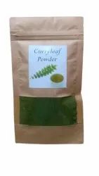 50gm Curry Leaf Powder, Packaging Type: Packet