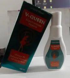 V Queen Expert Intimate Hyglene liquid Wash