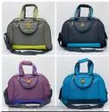 D MODEL DUFFEL BAG WITH HEAVY RUNNERS - SNT-503