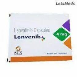 Lenvenib 4mg ( Lenvatinib Capsules)