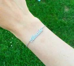 Custom Name Bracelet, Personalized