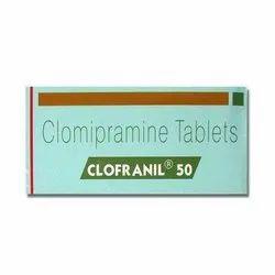 Clofranil 50mg ( Clomipramine)