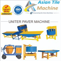 Uniter Paver Machine