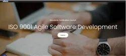 ISO 9001 Agile Software Development Standards Certification Council Service