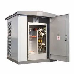 3MVA 3-Phase Oil Cooled Compact Substation (CSS)