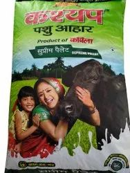 Maize Kashyap Pashu Aahar Cattle Feed, Packaging Type: Packet