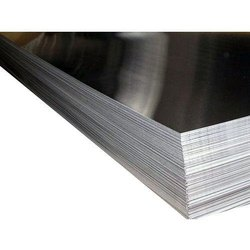 Rectangular 19501 Aluminium Sheet, Thickness: 4 mm