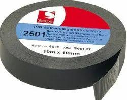 Color: Black Scapa 2501 PIB Self Amalgamating Tape