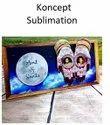 Sublimation Magnet Mehndi Frame