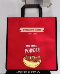 Red Chilli Powder Packaging Bag