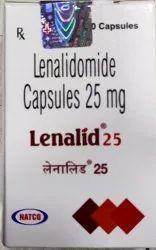 Lenalid 25 Mg Capsule
