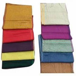 Cotton Rayon Two Tone Garment Fabric, Plain/Solids, Multicolour