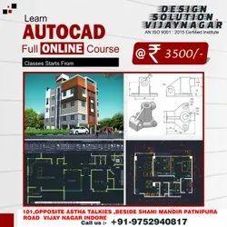 Vijay Nagar Indore Autocad Training Services