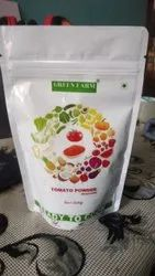 Green Farm Red Tomato Powder For Restaurant & Home, Packaging Type: Pouch, Packaging Size: 100g