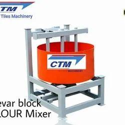 Interlocking Tiles Colour Mixer
